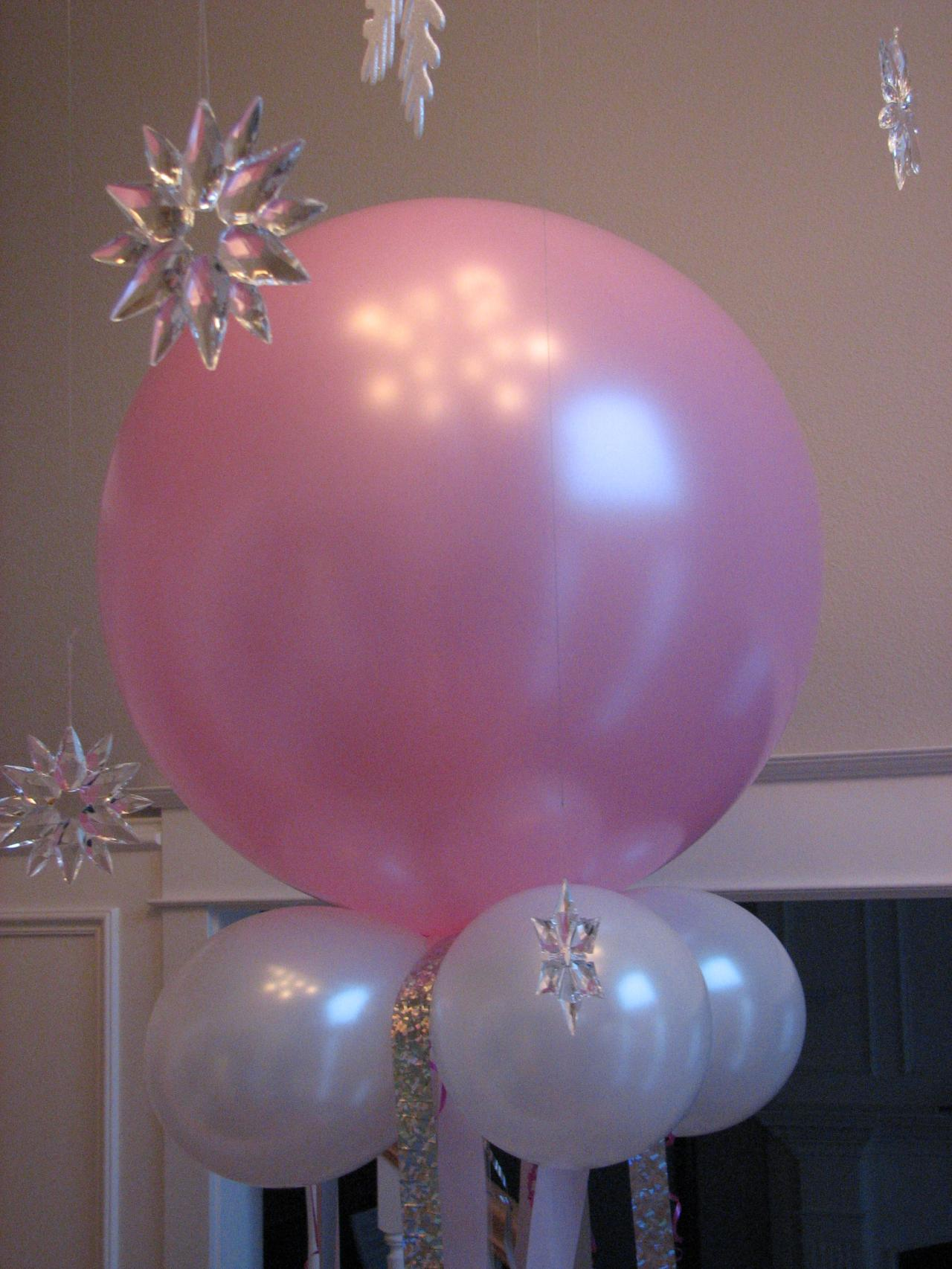 3 Foot Balloon Bouquet