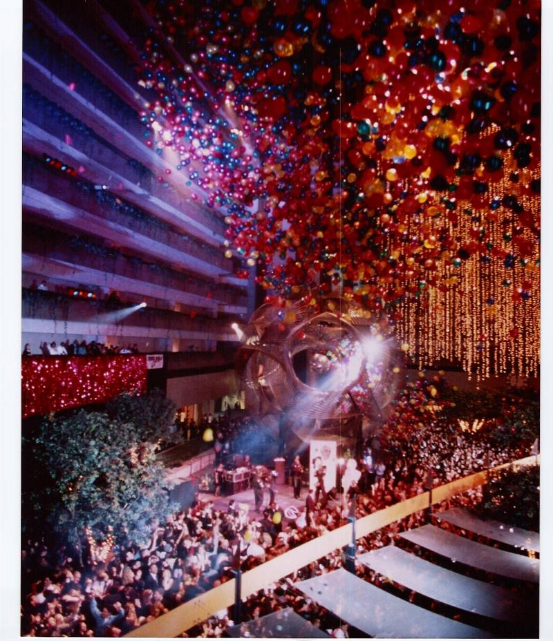 Balloon Drops add wonder and excitement to your events